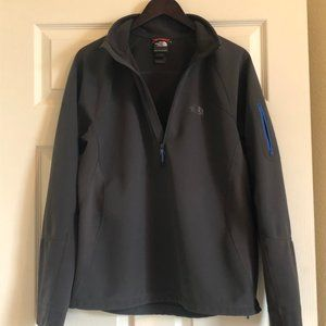 North Face Men's Soft Shell Pullover